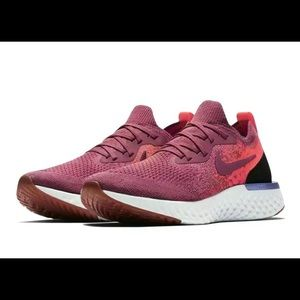 Nike Epic React Flyknit Womens Running Shoes